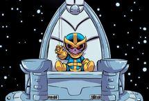 Thanos / by Leo Barcelos