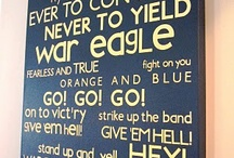 WAR EAGLE / by Shelly Windham