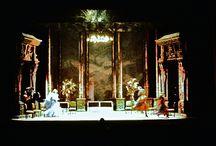 MES PROD: LA TRAVIATA / Un des operas que j'ai le plus mis en scène avec de très grands chanteurs.