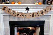 Fall holidays & decor / by Heather Ricarte