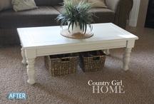 DIY Furniture / by Joanna Bandelin