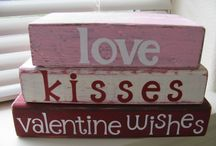 Valentine's Day / by The Roseberry Cottage ~ Carol