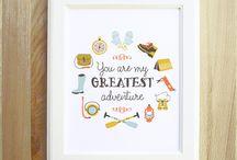 Kids stuff / Ideas/crafts for kids