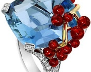 Bejeweled Bling / Jewelry of fancy / by Jessica Fleming