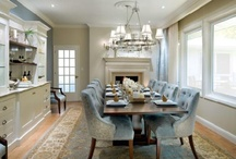 Home - Dining Room / by Stacey Shea