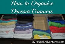Neat freak / Storage and organizing  / by Michelle Fitzpatrick