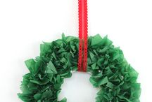4th Grade Wreath Project / Ideas for school project  / by Kathy Carbaugh
