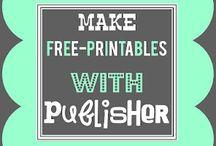 Business Publishing Class / by Lisa Shadrick
