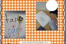 1st grade / by Darlene Tom