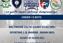 2015 National Championships / The 2015 US Youth Soccer National Championships takes place July 21-26 in Tulsa, Okla. It will feature the top Boys and Girls teams in the Under-13 through Under-19 age groups.