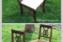 Bútor újrahasznosítási ötletek