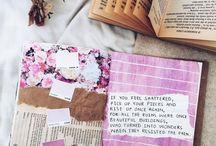 Artistic diary