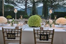 Wedding at Villa Valerie, Lucca by Weddings International / An elegant villa on the hills of Lucca is the perfect venue for a chic wedding