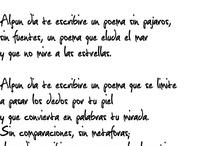 Citas y poemas
