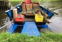 Unser Garten - DIY / Sammlung über unseren #Garten am Ufer der Lachswehrinsel in #Lübeck
