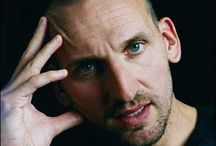 My sun and moon / The handsome sweet and sexy Christopher Eccleston. A man with a great mind and heart, so strong and sensitive  A great and passionate soul... And one of my favourite actors...