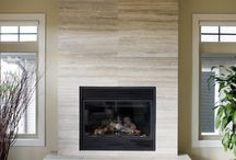Fantastic Fireplaces / Beautiful designed fireplaces