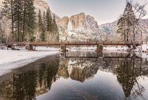 Yosemite National Park / Adventures for Yosemite National Park visitors.