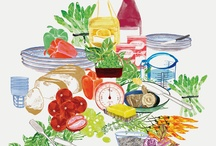 Food Illustration pictures