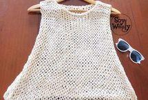 knitting top pattern