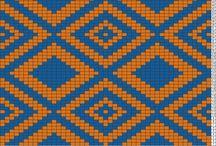gráficos mochila wayuu