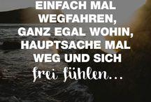 Sprüche / 》deep - funny, englisch und deutsch, family & friendship《