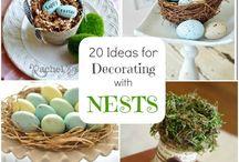 Chelseas nesting party