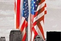 9/11 Tribute.  Images & Museum Memorial  (graphic) /    Forever in our hearts