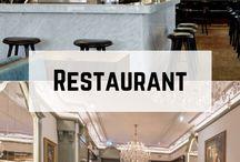 Restaurants / Restaurants kann man mieten und für coole Events und Veranstaltungen nutzen. Eine große Auswahl an Restaurants findest Du auf dieser Pinnwand.