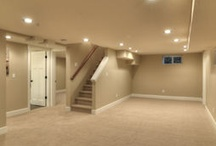Basement  / by Kristin Vallas