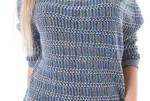 Womens Sweaters /  Дамските потници са особено актуални през лятото. Но често спираме избора си върху тях и през останалите сезони, като комбинираме потниците със сака или подходящи модели якета. Това прави дамския потник универсална дреха, независимо от климатичмите промени. В нашия магазин за онлайн дрехи, обувки и аксесоари предлагаме различни модели дамски потници. Някои от тях са с широки, а други с тънки презрамки. Представени са както потници, предназначени за всеки ден, така и по-елегантни модели. / by Damski Drehi