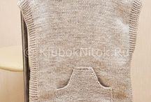 Вязание-одежда