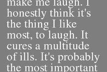 Laughter / by Kathryn Huntebrinker