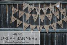 Banners Pennants Garland
