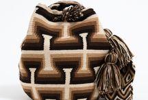 Wayuu Bags / Crochet bags