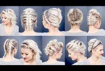 Hairstyles medium