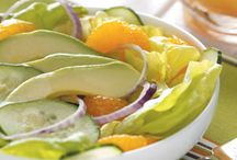 Salads / by Sandy Hinton