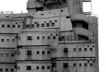 Nicknero's Ecomonsters / Il fascino del brutalismo architettonico