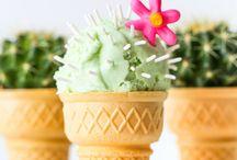 Kaktusparty| Ideen| Rezepte / Der Kaktustrend ist dieses Jahr überall und dieses Bord war die Planung für meinen Geburtstagssweettable dieses Jahr.
