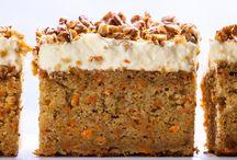 Carots cake / Dessert