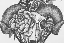 ram tattoo