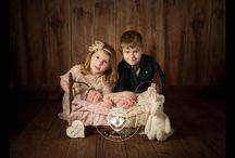 Siblings at Small Prints