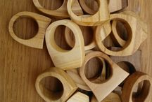 Geraldine Wood Sunglasses Rings Loupe / Geraldine Wood Rings