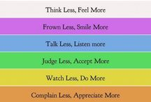 Quotes and positive thougths