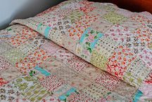 Patchwork / Patchwork and quilting