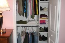 Garderob renovering