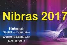 nibras 2017 / nibras 2017  Telp/SMS: 0812-3831-280 Whatsapp: +628123831280 PinBB: 5F03DE1D