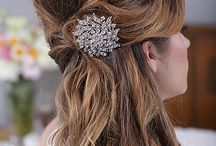 Wedding hair / Wedding hair - August 2015