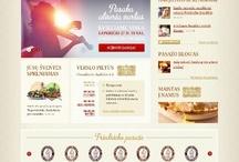 webdesign / Webdesign, PSD, CSS, HTML