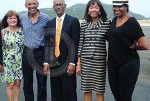 Obamas-Celebrities